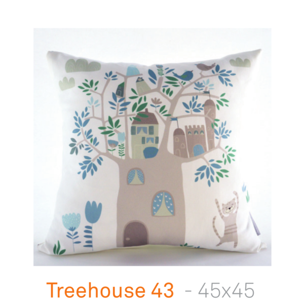 A House of Happiness Sofakissen – Treehouse 43